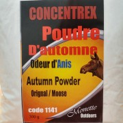 Moose 1141 Fall powder anise scent concentratex 300 gr