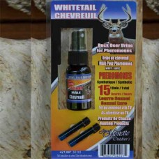 Pheromone kit 2 vial with 30 ml urine WHITETAIL male