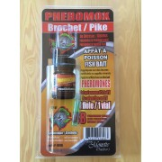 FISHING,Gel Kit Pike+ 1 Pheromone 15gr