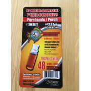 Fishing Perch 1 Vial Pheromone