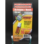 FISHING Bass 2 Vial Pheromone