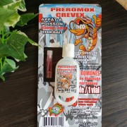 FISHING P 641 CREVEX ICE 15gr, pressure container +1 vial of pheromone Fishing