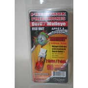 FISH Wally 2 vials Pheromone Also available at Canadian Tire
