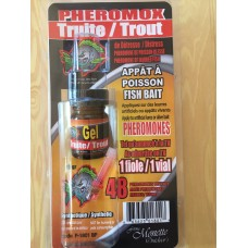 FISHING Trout Kit Gel , 1 Vial Pheromone 15gr